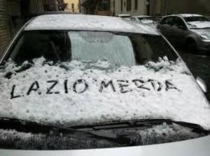 Lazio Merda (snø)