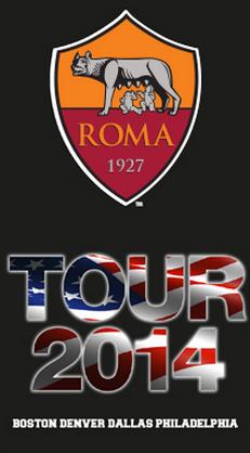 Roma tour 2014