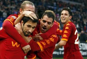 De har alle forlatt oss, men her er spillerene som var med sist Roma slo Catania.