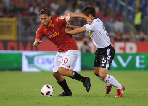 Roma vs Cesena