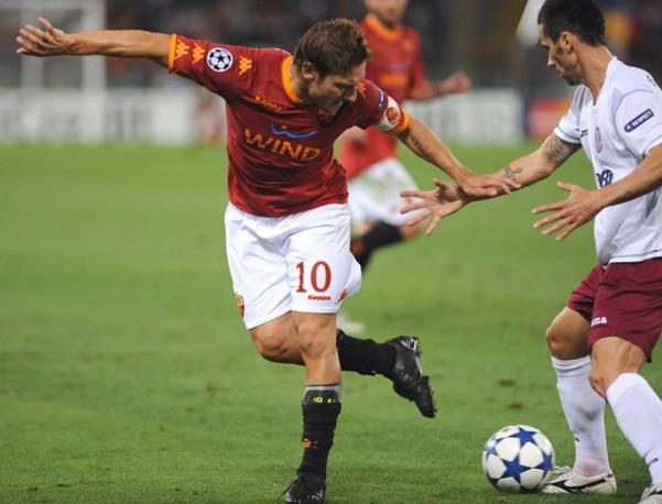 Roma vs CFR Cluj