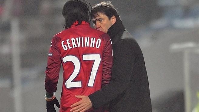 Rudi Garcia kan igjen bli gjenforent med Gervinho