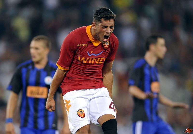 Gianluca Caprari returnerer til Roma.