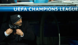 MADRID, SPAIN - MARCH 08: Luciano Spalletti, coach of Roma looks on during the UEFA Champions League Round of 16 Second Leg match between Real Madrid and Roma at Estadio Santiago Bernabeu on March 8, 2016 in Madrid, Spain. (Photo by Gonzalo Arroyo Moreno/Getty Images)