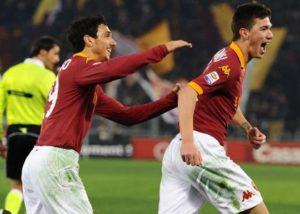 Roma-Genoa serie A