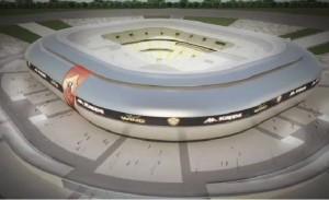 Stadio Franco Sensi - lite annet enn et fint luftslott