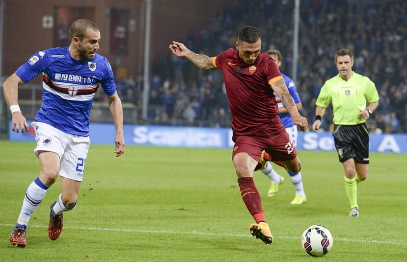 holebas sampdoria